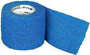 "3M Vetrap Bandage Tape, 2"" x 5 Yard Roll, Blue"
