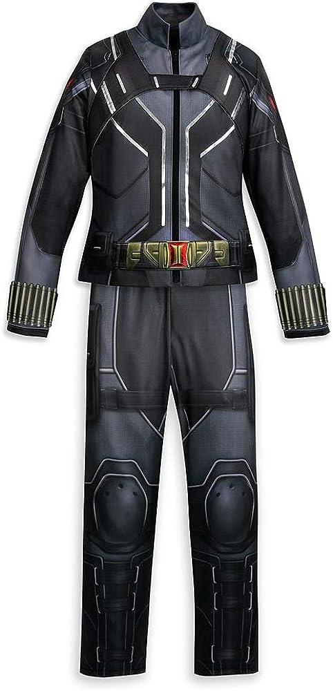 Marvel Black Widow Costume for Girls