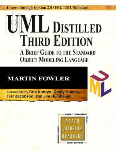 uml distilled fowler - 9
