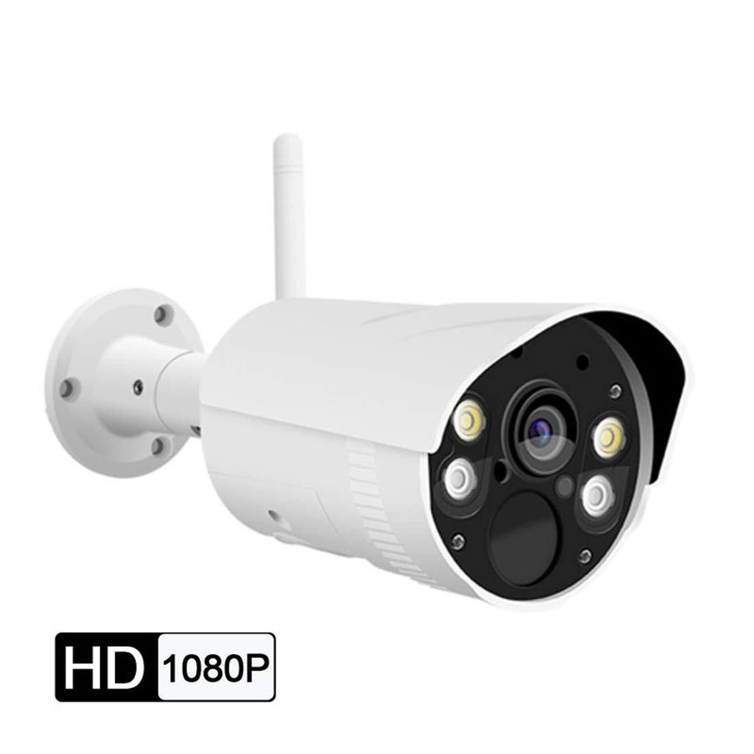 激安通販 LilyAngel ホワイト) ホワイト 屋外ワイヤレスカメラ1080 B07R3V5D41 PネットワークWifiモニターHDセット監視カメラ (色 : ホワイト) ホワイト B07R3V5D41, ブランド買取販売 BRING:8cbe4e38 --- dou13magadan.ru