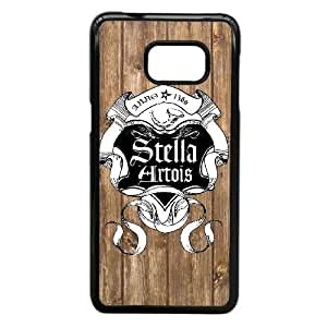 Special Design Cases Samsung Galaxy Note 5 Edge Cell Phone Case Black Stella Artois Leukd Durable Rubber Cover