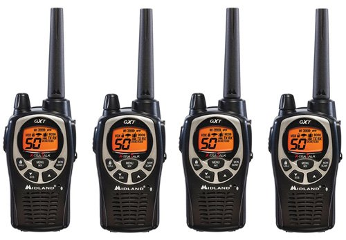 midland-gxt1000vp4-36-mile-jis4-waterproof-50-channel-frs-gmrs-two-way-radio-4-pack-