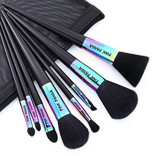 PINKPANDA Professional Makeup Brush Set 8 Pcs