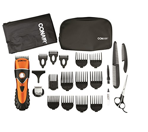 conair the chopper 2 in 1 customer styler 24pc clipper. Black Bedroom Furniture Sets. Home Design Ideas