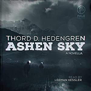 Ashen Sky Audiobook