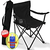 Best Bright Starts Bright Starts Baby Gadgets - Folding Camping Chair, Portable Carry Bag for Storage Review