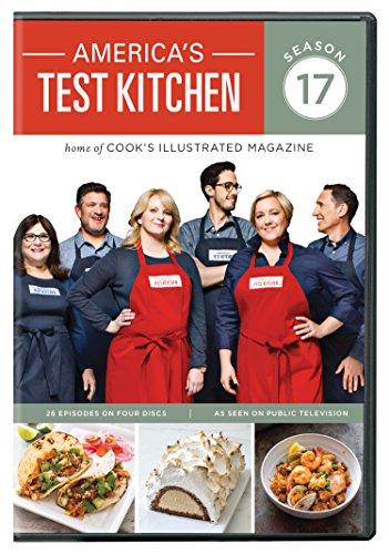 America's Test Kitchen: America's Test Kitchen Season 17 DVD