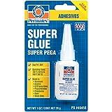 Permatex 49450-6PK Super Glue, 1 oz. (Pack of 6)
