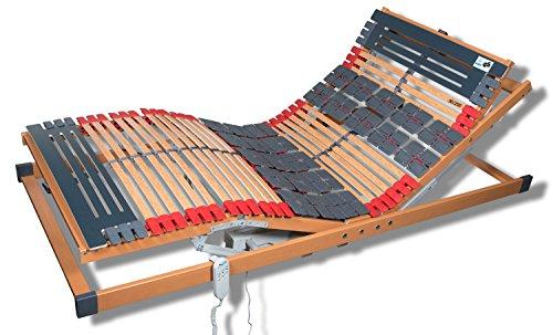 7-Zonen-Teller-Lattenrost-Rhodos-EL-Komfort-Kopf-und-Futeil-elektrisch-verstellbar-2-Tellerzonen-Lattenroste-Funkfernbedienung-in-verschiedenen-Gren