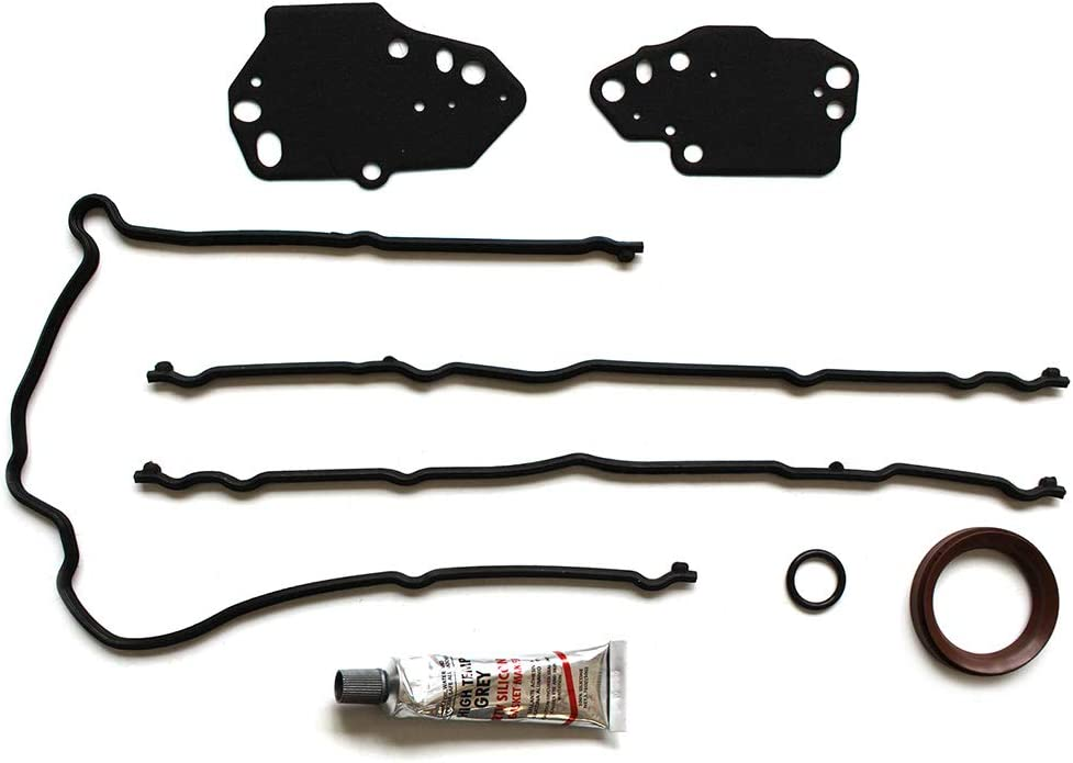 FINDAUTO Automotive Engine Timing Cover Gasket Sets fits for F-ord Expedition Sport Utility