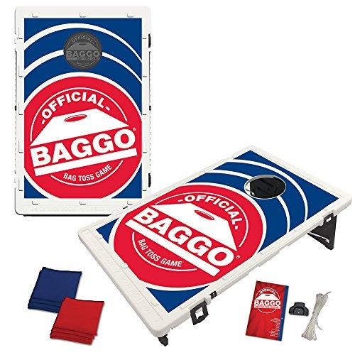 Baggo 1112 Classic Baggo Bean Bag Toss Game ()