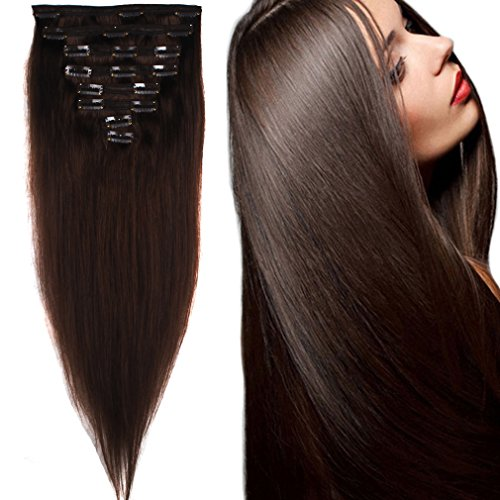 us-stock-140g-18-dark-brown-straight-real-natural-thick-double-weft-full-head-set-clip-in-100-remy-h