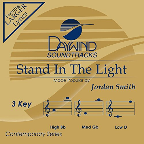 Price comparison product image Stand In The Light [Accompaniment/Performance Track]