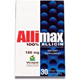 Allimax 100% Allicin 180 mg 30 Vcaps