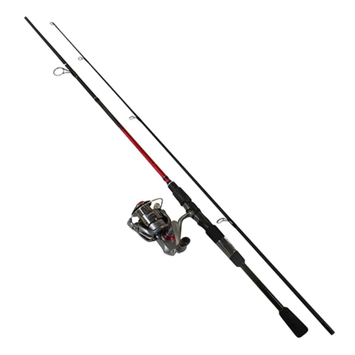 Quantum Fishing Optix Optix 30サイズ 30サイズ スピニングリール 6フィート6インチ 2ピース B07HRD1Z99 ミディアムロッド B07HRD1Z99, ツールエクスプレス:88f09e49 --- ferraridentalclinic.com.lb