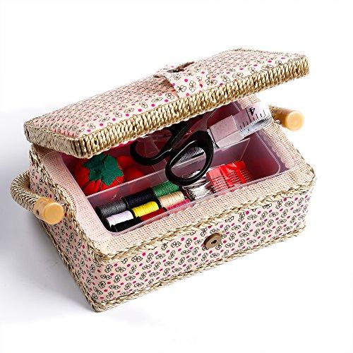 sewing box basket - 5