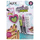 ALEX Spa Hot Hues Sketch It Nail Pens 2 Pack