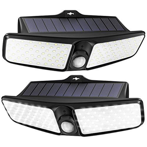 Outdoor Solar Pir Security Light in US - 8