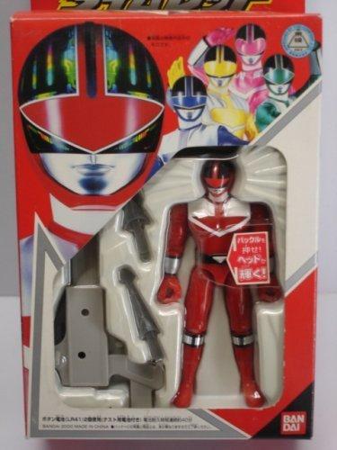 Mirai Sentai Time Ranger shun Hero one time Red
