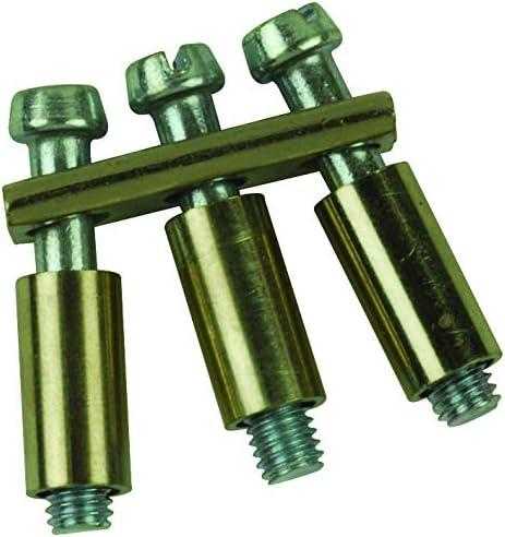 3 Positions SPC11890 Pack of 20 Jumper Screw Clamp Terminal Block #SPC10564 Busbar Jumper SPC11890