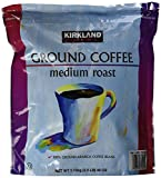 Kirkland Signature Kirkland Signature Medium Roast Coffee (40 Ounce ), Specialty Grade Batch Roasted, 40 Ounce