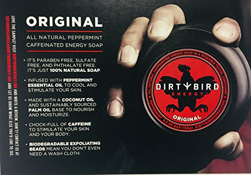 - DirtyBird Energy Original - Try Me Size (One Time Use)