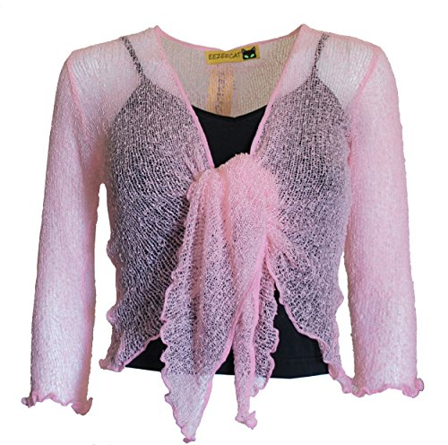 Bolero para mujer, gama de colores Rose 86