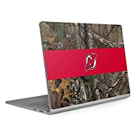 New Jersey Devils Surface Book 2 15in Skin - New Jersey Devils Realtree Xtra Camo | NHL X Skinit Skin