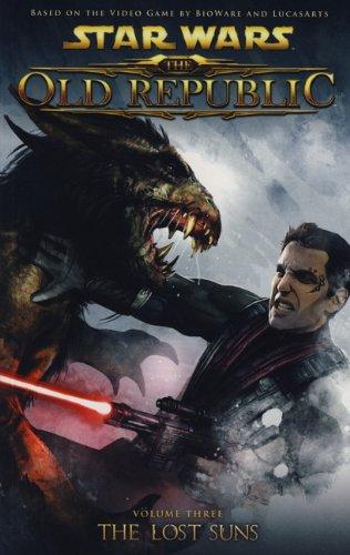 Star Wars - The Old Republic: Lost Suns v. 3 pdf