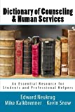 img - for Dictionary of Counseling and Human Services book / textbook / text book