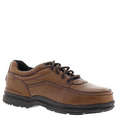 RK6761 Work Men's Brown Work Shoe Rockport HxnETRUcWT