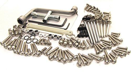 Nitro Rustler Screw - NITRO RUSTLER - SCREW SET (TOOLS HARDWARE NUTS STAMPEDE 2.5 44096-3