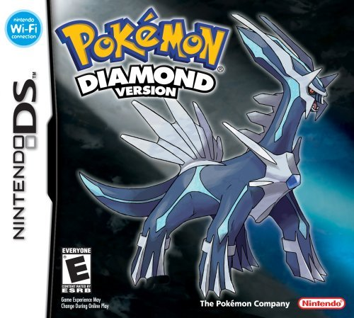 Nintendo DS Pokemon Diamond (Pokemon Diamond Ds)