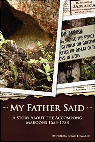 My Father Said by Norma Rowe-Edwards (2011-08-15)