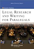 img - for Legal Research & Writing for Paralegals, 6th Edition (Aspen College Series) by Deborah E. Bouchoux (2011-04-21) book / textbook / text book