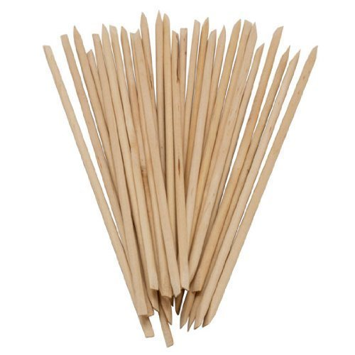 Perfect Stix Cuticle Manicure Wooden Sticks 7' Length (pack of 144)