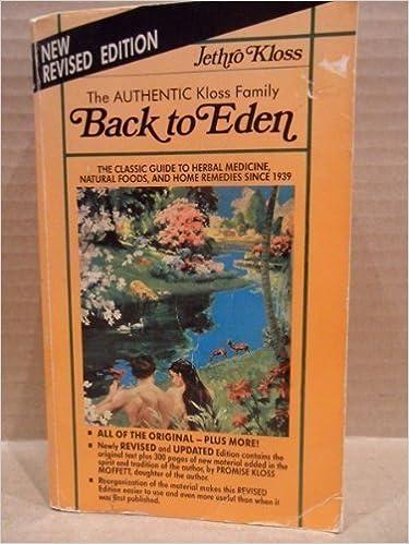 Back to eden jethro kloss 9780912800011 amazon books fandeluxe Images