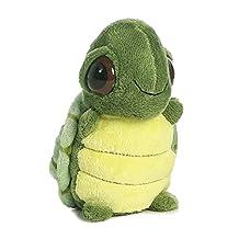 "Turtle Dreamy Eyes with Sound 5"" Stuffed Animal"