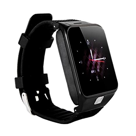 Amazon.com: Trender Smart Watch Phone Support Micro SIM card ...