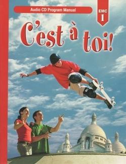 C'Est a Toi! - Audio Cd Program Manual EMC 1 (C'Est a Toi!, EMC 1) ebook
