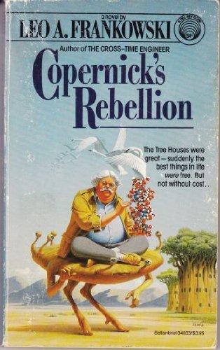 book cover of Copernick\'s Rebellion