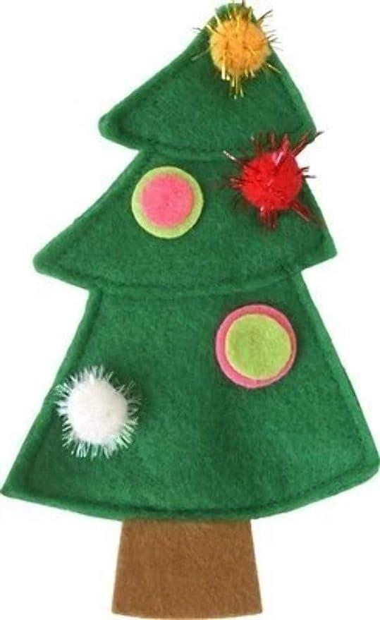 Gato imperial – Árbol de Navidad, juguete de hierba gatera ...
