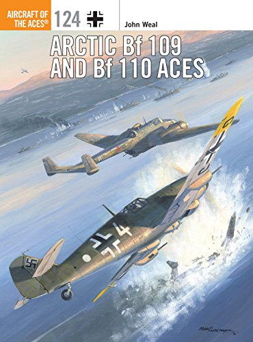 Profile Wing Air (Arctic Bf 109 and Bf 110 Aces (Aircraft of the Aces Book 124))