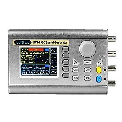 50MHZ Signal Generator Digital Dual-Channel DDS Signal Generator Frequency Meter