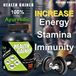 Pharma Science Ayurvedic Weight Gainer Supplement Powder for Men and Women -100gm