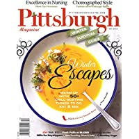 1-Year (13 Issues) of Pittsburgh Magazine Magazine Subscription