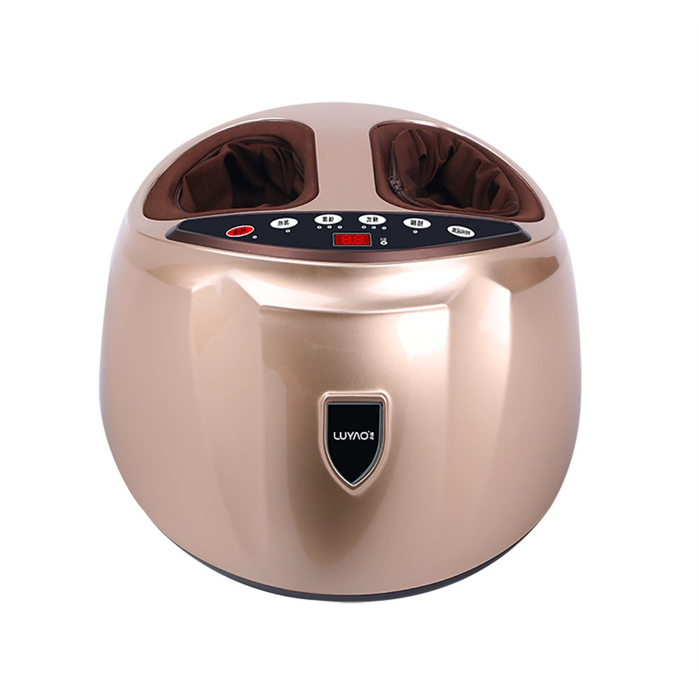 Foot Massage Machine, AnGeer 3D Shiatsu Foot Massager Kneading Electronic Blood Circulation Foot Massage Machine by AnGeer (Image #2)