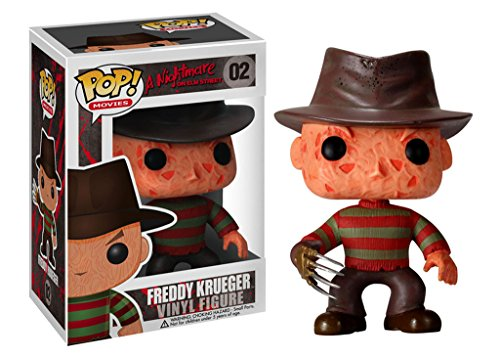 Funko Freddy Krueger Pop Movie, styles may varys