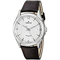 Hamilton Men's H38415581 Timeless Class Silver Dial Watch