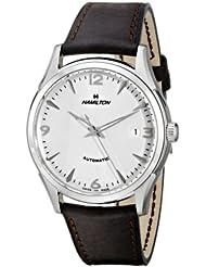 (慢无)Hamilton汉密尔顿 H38415581 Timeless典藏自动机械商务男士腕表 $539